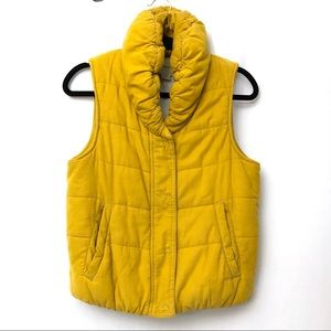 😍 Anthro Pilcro & the letterpress mustard vest!